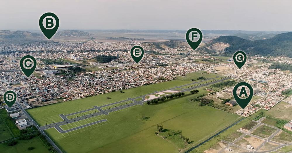 Como acertar na escolha da localização do terreno empresarial?